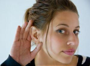 troubles auditifs et test en ligne
