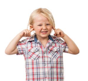 Hyperacousie chez l'enfant