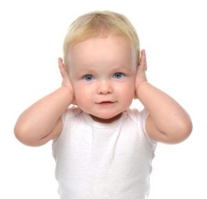 enfant sourd