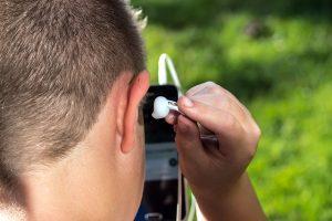 casque audio enfants